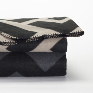 Geo Zig Zag Throw from the Moran Home LIving Room Collection