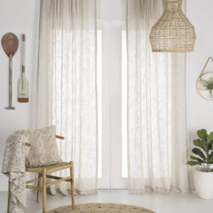 Harbour Sheer Curtains from the Moran Home Lounge Room Collection