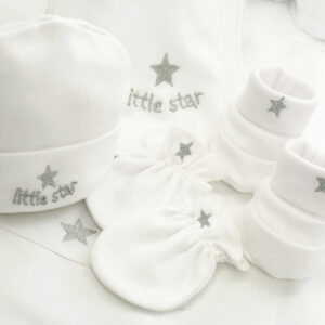 Little Star Accessories from the Moran Home Kids Nursery Collection